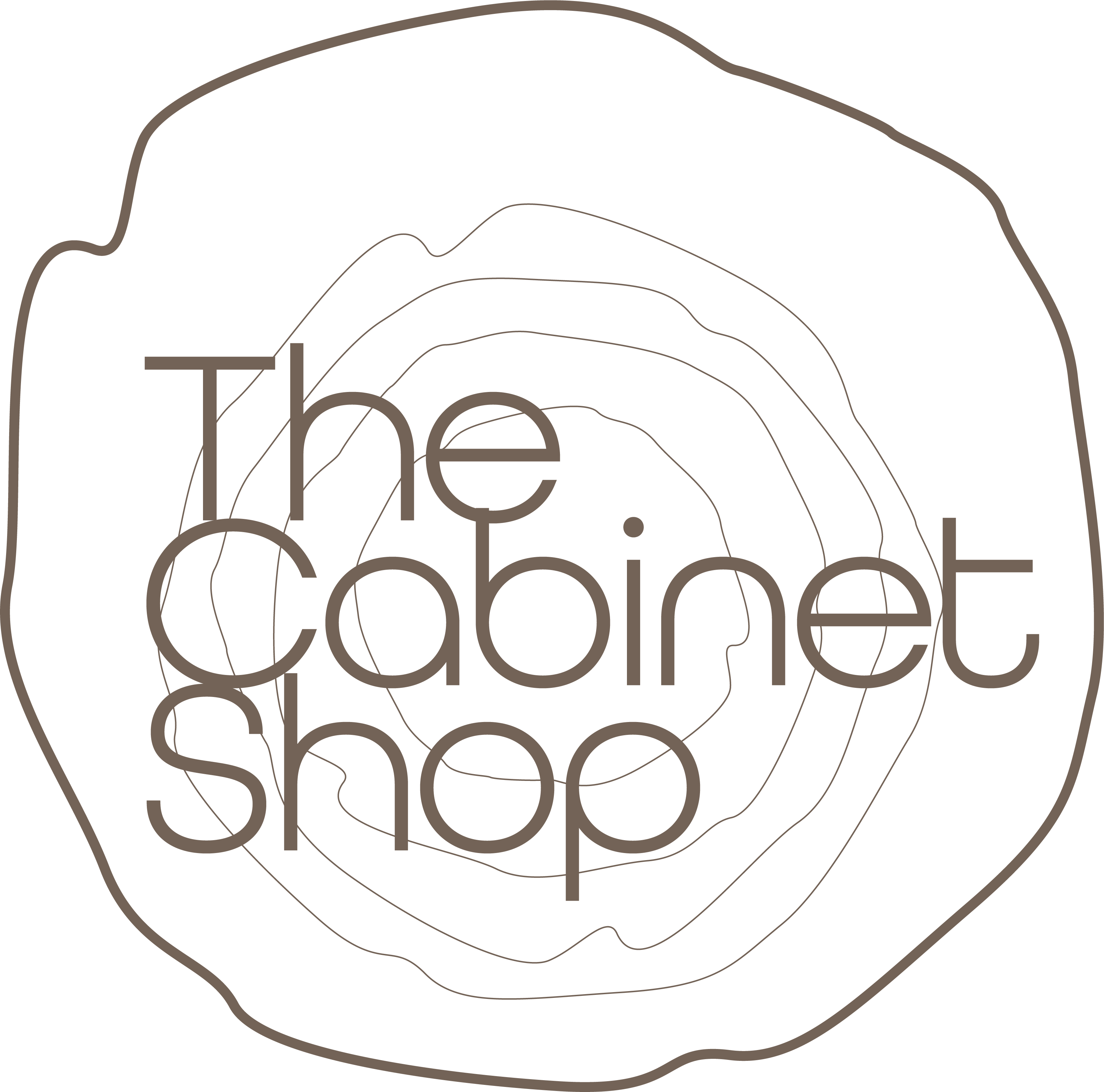 The Cabinet Shop logo